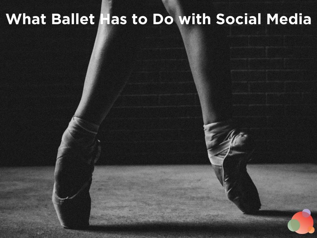 ballet and social media
