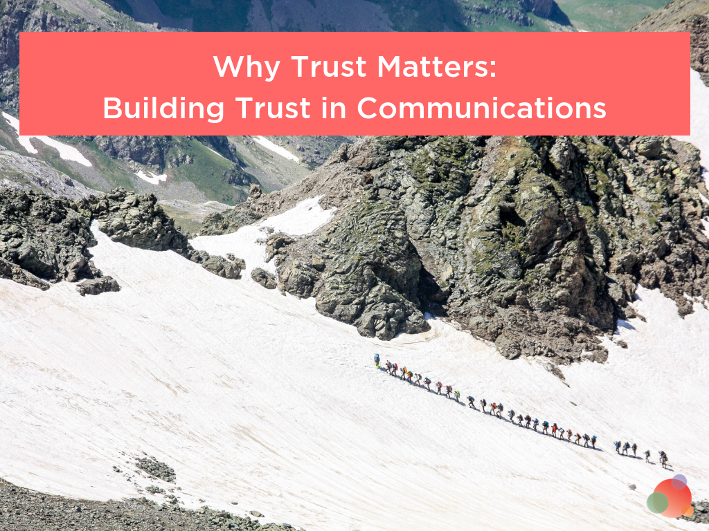 Why Trust Matters