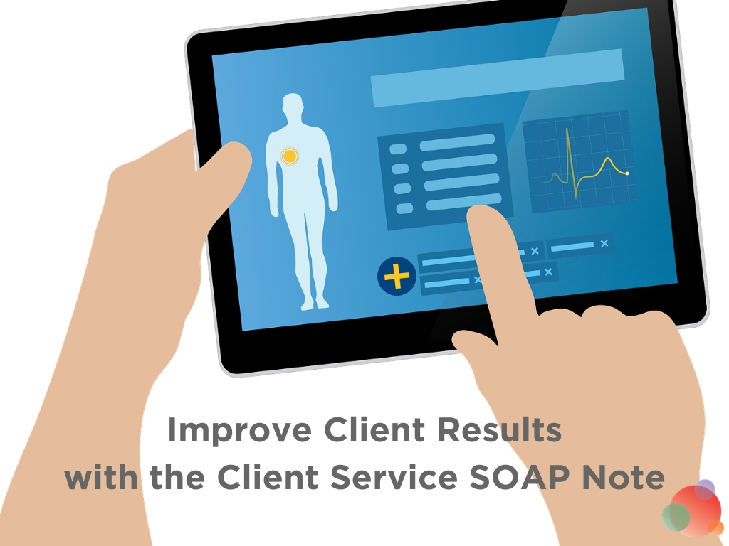 Improve Client Results with the Client Service SOAP Note