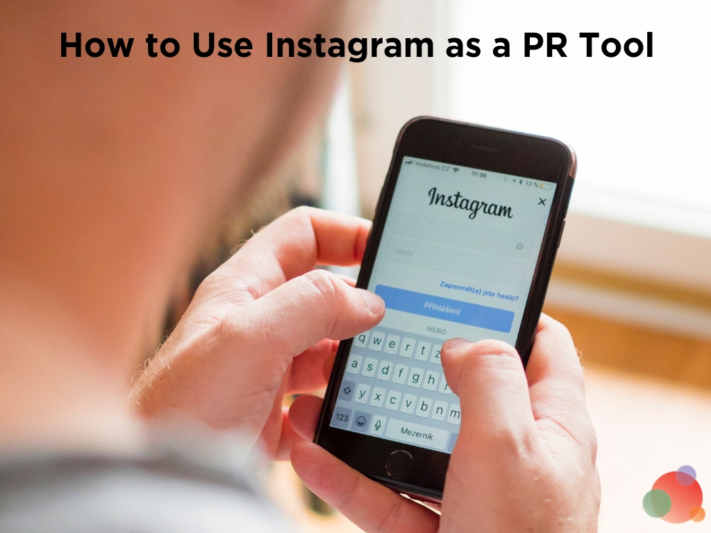 Instagram as a PR Tool