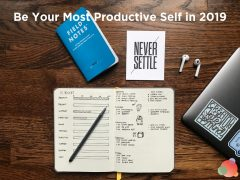Be Your Most Productive Self in 2019