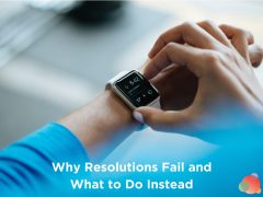 Why New Years Resolutions Fail and What do Do Instead