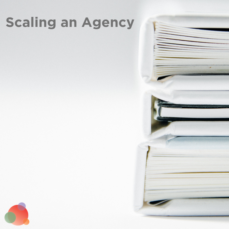 Scaling an Agency