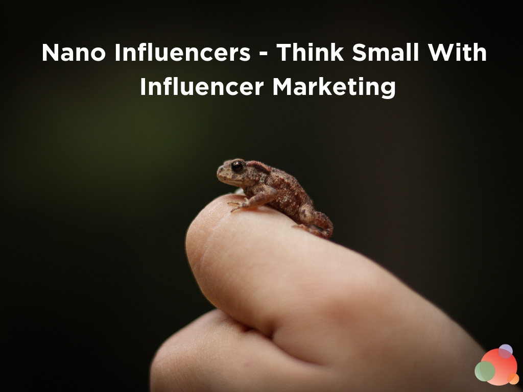 nano influencers