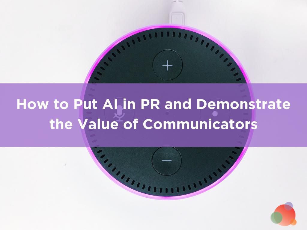 AI in PR