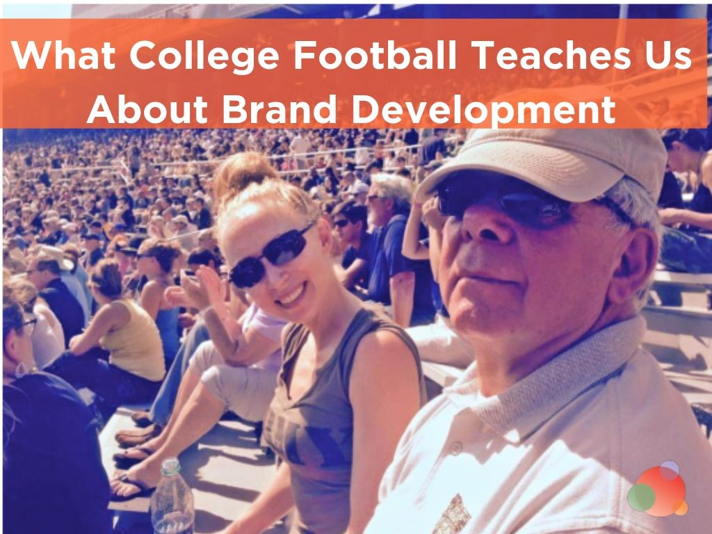 What College Football Teaches Us About Brand Development