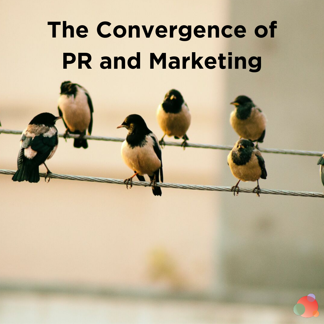 PESO Model Convergence of PR and Marketing