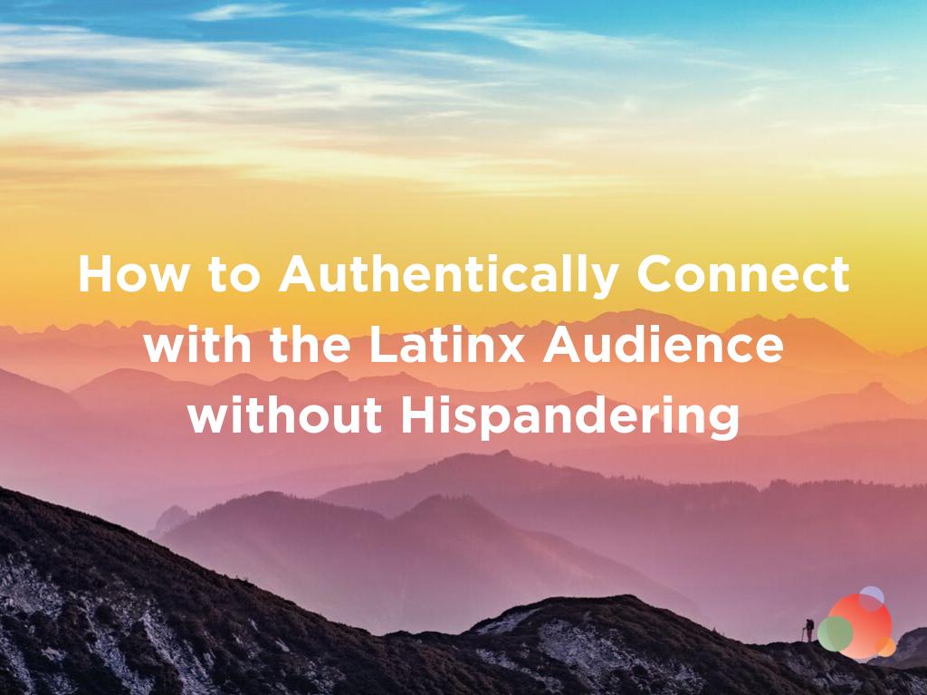 Latinx audience