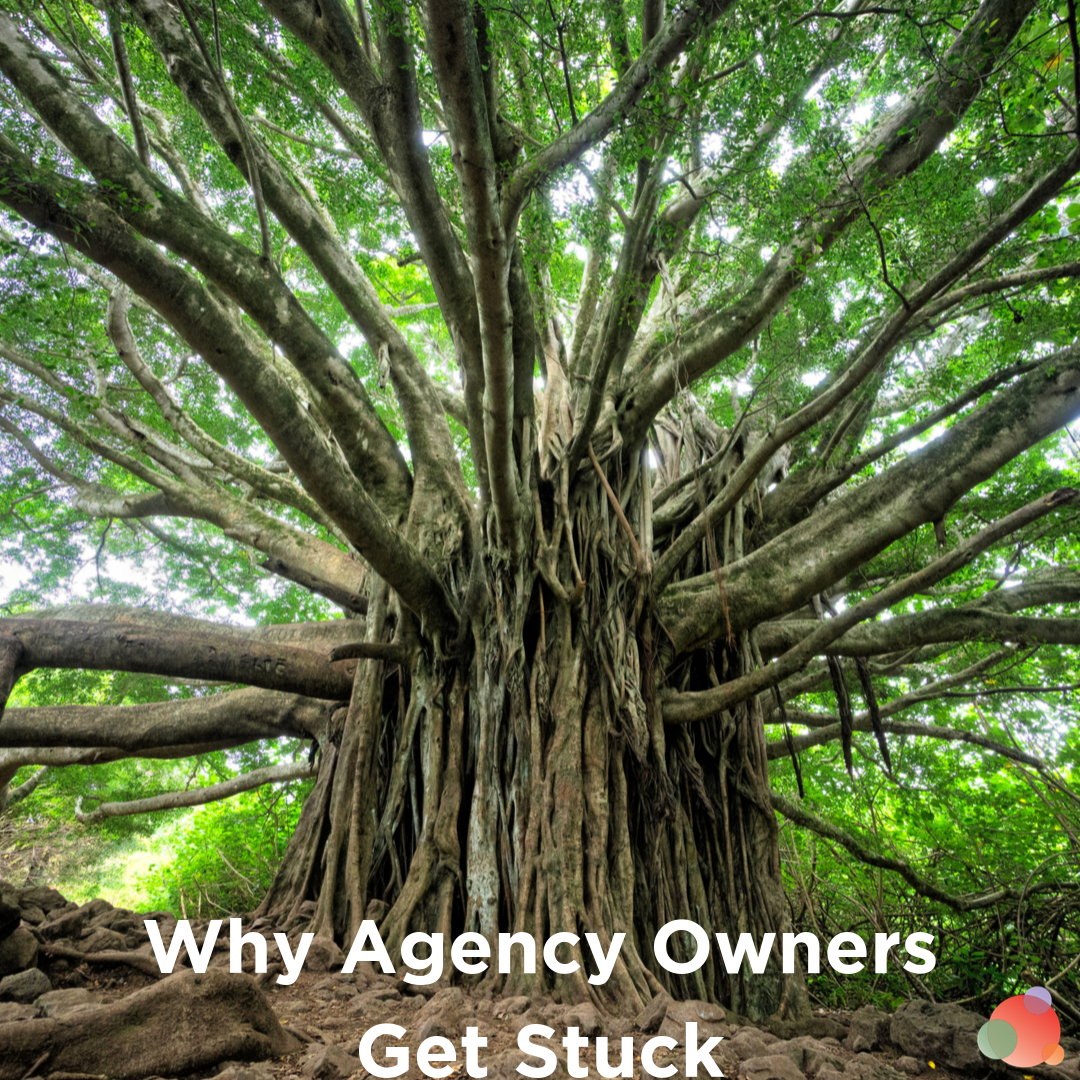 Why Agency Owners Get Stuck