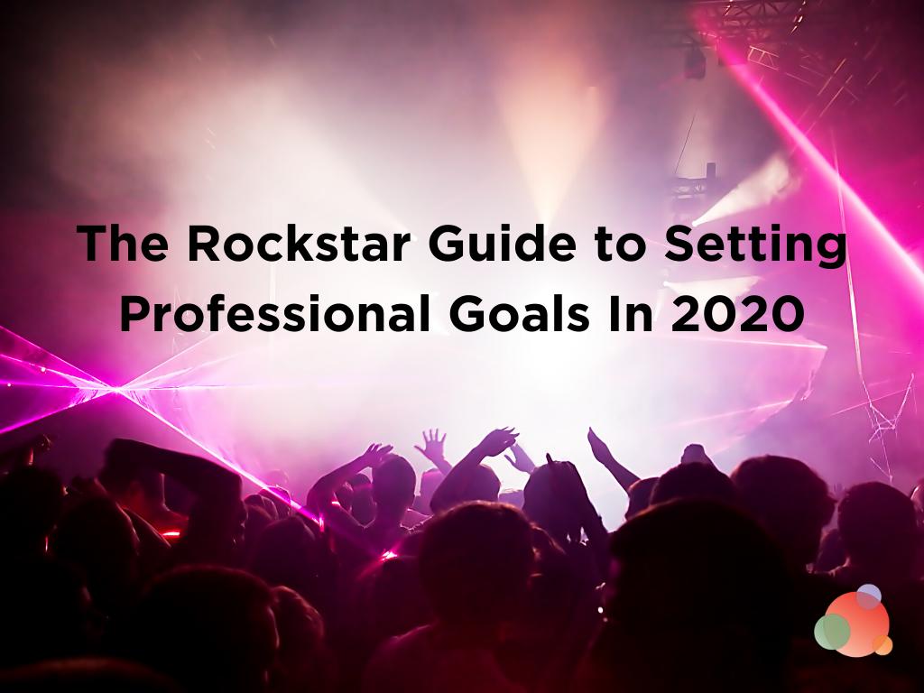 setting professional goals