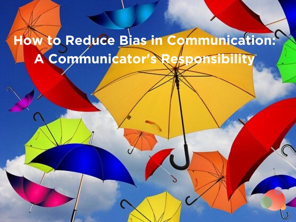 bias in communication