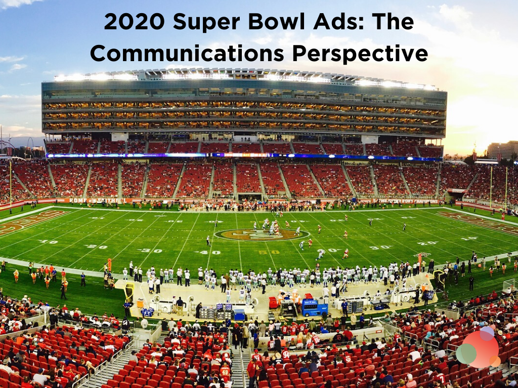 2020 Super Bowl Ads: The Communications Perspective
