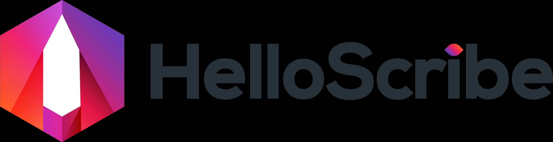 HelloScribe logo